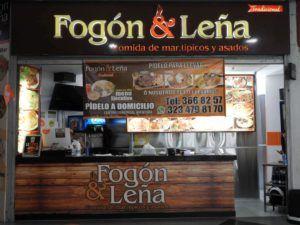 Fogón y leña_aventura